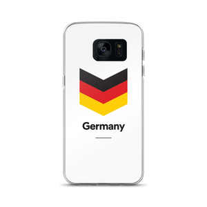"Samsung Galaxy S7 Germany ""Chevron"" Samsung Case Samsung Case by Design Express"