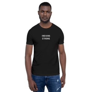 Indiana Strong Unisex T-Shirt T-Shirts by Design Express
