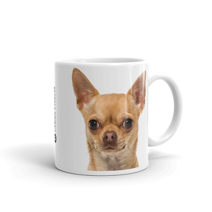 Default Title Chihuahua Dog Mug Mugs by Design Express