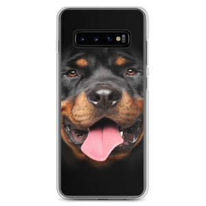Samsung Galaxy S10+ Rottweiler Dog Samsung Case by Design Express