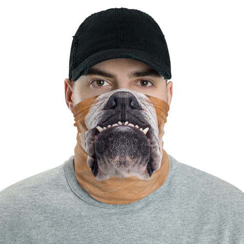 Default Title Bulldog Neck Gaiter Masks by Design Express