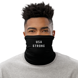 Default Title USA Strong Neck Gaiter Masks by Design Express