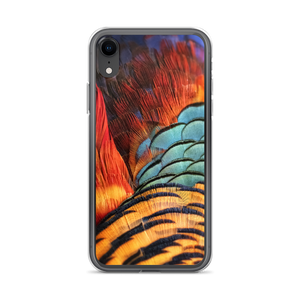 iPhone XR Golden Pheasant iPhone Case by Design Express