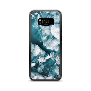 Samsung Galaxy S8 Icebergs Samsung Case by Design Express