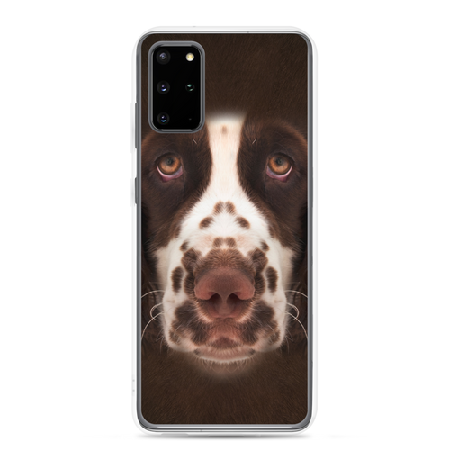 Samsung Galaxy S20 Plus English Springer Spaniel Dog Samsung Case by Design Express