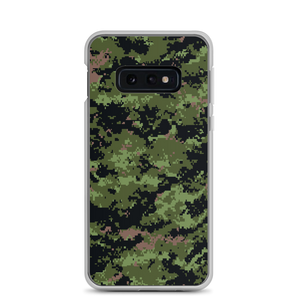Samsung Galaxy S10e Classic Digital Camouflage Print Samsung Case by Design Express