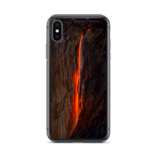 iPhone X/XS Horsetail Firefall iPhone Case by Design Express