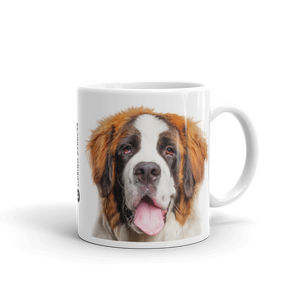 Default Title Saint Bernard Mug by Design Express