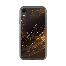 iPhone XR Gold Swirl iPhone Case by Design Express