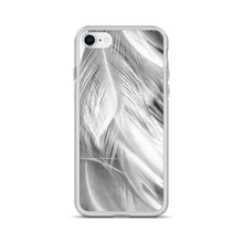 iPhone 7/8 White Feathers iPhone Case by Design Express
