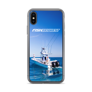 iPhone X/XS Fish Key West iPhone Case iPhone Cases by Design Express