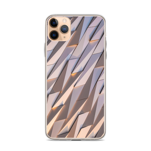 iPhone 11 Pro Max Abstract Metal iPhone Case by Design Express