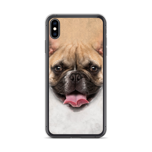 iPhone XS Max French Bulldog Dog iPhone Case by Design Express