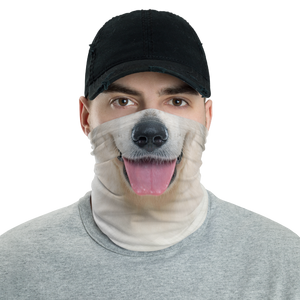Default Title Great Pyrenees Dog Neck Gaiter Masks by Design Express