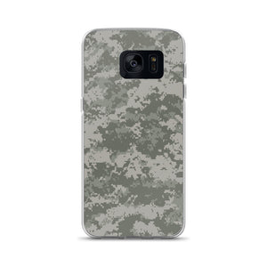 Samsung Galaxy S7 Blackhawk Digital Camouflage Print Samsung Case by Design Express