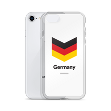 "Germany ""Chevron"" iPhone Case"