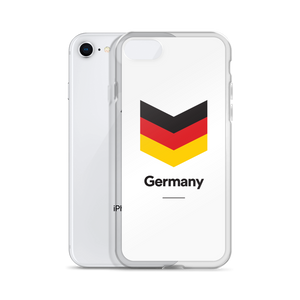 "Germany ""Chevron"" iPhone Case iPhone Cases by Design Express"