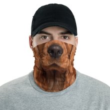 Default Title Cocker Spaniel Dog Neck Gaiter Masks by Design Express