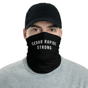 Default Title Cedar Rapids Strong Neck Gaiter Masks by Design Express