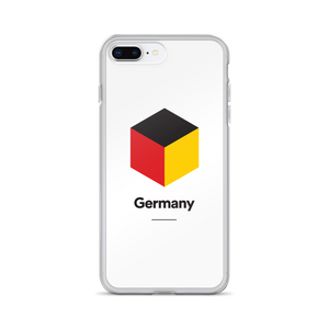 "Germany ""Cubist"" iPhone Case"
