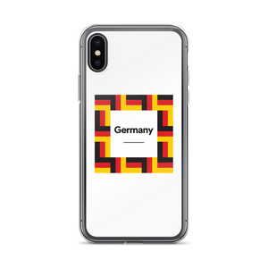 "iPhone X Germany ""Mosaic"" iPhone Case iPhone Cases by Design Express"