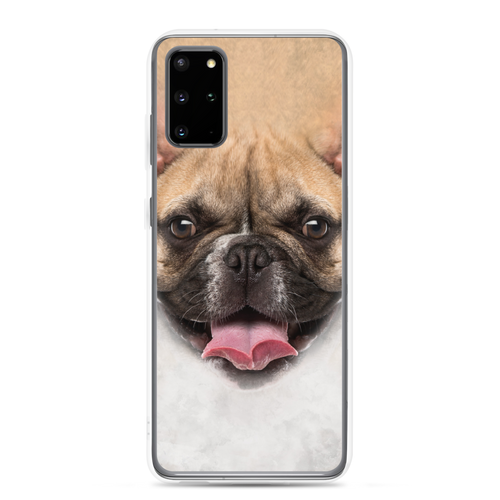 Samsung Galaxy S20 Plus French Bulldog Dog Samsung Case by Design Express