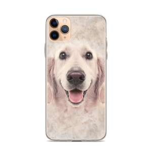 iPhone 11 Pro Max Golden Retriever Dog iPhone Case by Design Express