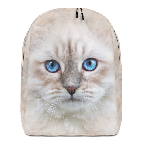 Default Title Siberian Kitten Minimalist Backpack by Design Express