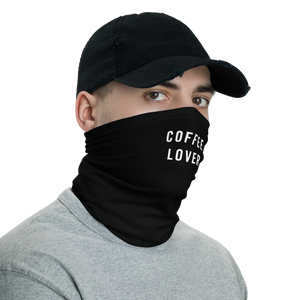Coffee Lover Neck Gaiter Masks by Design Express