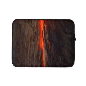 13 in Horsetail Firefall Laptop Sleeve by Design Express