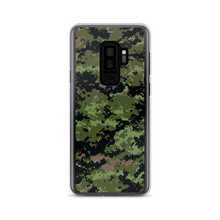 Samsung Galaxy S9+ Classic Digital Camouflage Print Samsung Case by Design Express