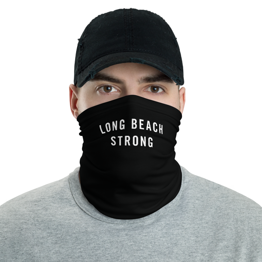 Default Title Long Beach Strong Neck Gaiter Masks by Design Express