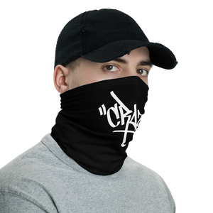 Crazy Graffiti Neck Gaiter Masks by Design Express
