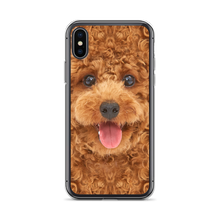 iPhone X/XS Poodle Dog iPhone Case by Design Express
