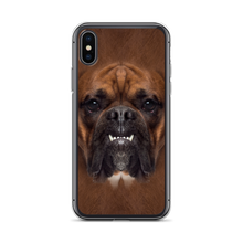 iPhone X/XS Boxer Dog iPhone Case by Design Express