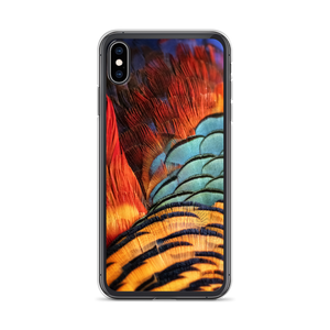 iPhone XS Max Golden Pheasant iPhone Case by Design Express