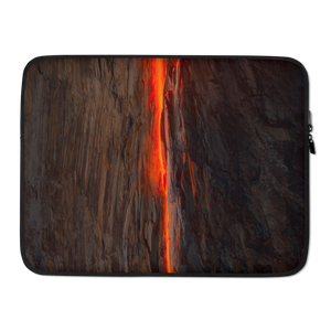 15 in Horsetail Firefall Laptop Sleeve by Design Express