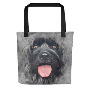 Default Title Gos D'atura Dog Tote bag by Design Express