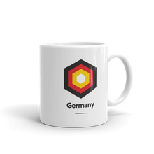 "Default Title Germany ""Hexagon"" Mug Mugs by Design Express"