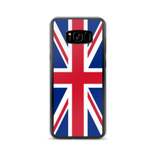 "Samsung Galaxy S8+ United Kingdom Flag ""Solo"" Samsung Case Samsung Cases by Design Express"