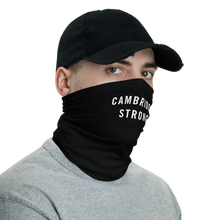 Cambridge Strong Neck Gaiter Masks by Design Express