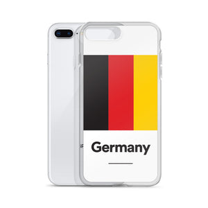 "Germany ""Block"" iPhone Case iPhone Cases by Design Express"