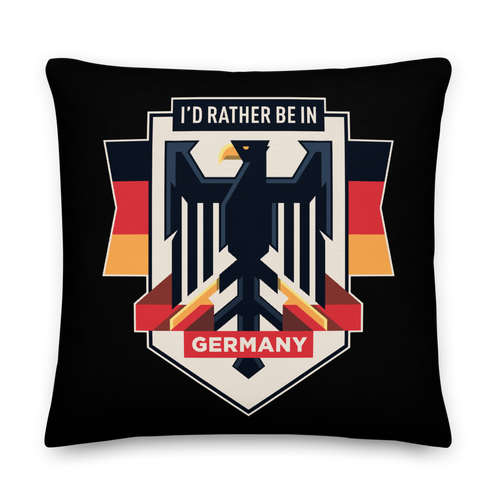 Eagle Germany Square Premium Pillow