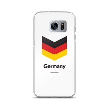 "Samsung Galaxy S7 Edge Germany ""Chevron"" Samsung Case Samsung Case by Design Express"