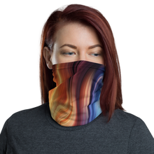 Default Title Swirl Canyon Neck Gaiter Masks by Design Express