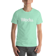 "Heather Mint / S Wodu Media ""Everything"" Unisex T-Shirt by Design Express"