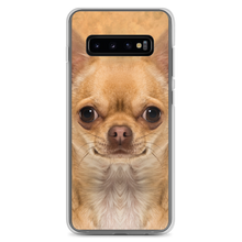 Samsung Galaxy S10+ Chihuahua Dog Samsung Case by Design Express