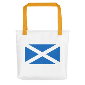 "Scotland Flag ""Solo"" Tote bag"
