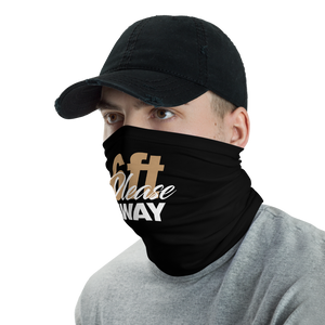 6ft Away Please Neck Gaiter Masks by Design Express