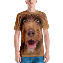 "XS Crossbreed Dog 02 ""All Over Animal"" Men's T-shirt All Over T-Shirts by Design Express"